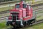 "MaK 600164 - DB Cargo ""362 406-1"" 13.06.2021 - KielTomke Scheel"
