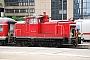 "MaK 600165 - Railion ""362 407-9"" 19.05.2008 - München, HauptbahnhofYannick Hauser"