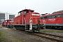 """MaK 600170 - Railion """"362 412-9"""" 13.09.2008 - BischofsheimRalf Lauer"""
