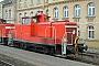 """MaK 600170 - DB Schenker """"362 412-9"""" 28.09.2003 - Halle HbfKlaus Görs"""