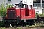 """MaK 600171 - EMN """"V 360 01"""" 05.05.2006 - Schwetzingen, BahnhofErnst Lauer"""