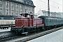 "MaK 600175 - DB ""260 417-1"" 30.10.1982 - München, HauptbahnhofNorbert Lippek"