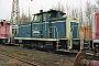 "MaK 600175 - DB Cargo ""360 417-0"" 22.02.2002 - EspenhainMarvin Fries"