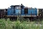 MaK 600176 - Kosovo Railways 29.05.2009 - Fushë KosovëTheo Stolz