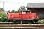 """MaK 600181 - DB Schenker """"362 423-6"""" 23.06.2014 - Stralsund HbfMichael Uhren"""