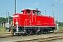 """MaK 600181 - DB Cargo """"362 423-6"""" 01.06.2008 - Wustermark RangierbahnhofRudi Lautenbach"""