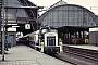 "MaK 600182 - DB ""261 424-6"" 27.07.1984 - Bremen, HauptbahnhofNorbert Lippek"