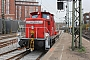 "MaK 600183 - DB Schenker ""363 425-0"" 28.11.2013 - Hamburg, HauptbahnhofPatrick Bock"