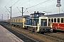"""MaK 600183 - DB """"361 425-2"""" 24.12.1987 - HannoverWerner Brutzer"""