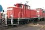 """MaK 600183 - DB Cargo """"363 425-0"""" 03.04.2016 - Seevetal, Rangierbahnhof MaschenAndreas Kriegisch"""