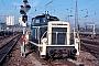 """MaK 600185 - DB """"360 427-9"""" 27.10.1988 - Stuttgart HbfErnst Lauer"""