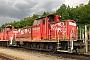 """MaK 600185 - DB Cargo """"362 427-7"""" 12.06.2018 - München NordFlorian Fischer"""