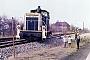 "MaK 600192 - DB ""261 434-5"" etwa 1985 - Nordenham, Friedrich-August-Hütte, Anschluss FeltenHelmut Reins"