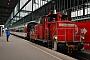 "MaK 600194 - DB Schenker ""363 436-7"" 06.04.2013 - Stuttgart, HauptbahnhofHarald Belz"