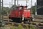"""MaK 600194 - DB Schenker """"363 436-7"""" 12.08.2015 - StuttgartLutz Goeke"""
