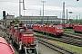 """MaK 600194 - DB Schenker """"363 436-7"""" 19.06.2015 - Kornwestheim, BetriebshofHans-Martin Pawelczyk"""
