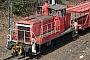 """MaK 600194 - DB Cargo """"363 436-7"""" 03.04.2018 - KornwestheimHans-Martin Pawelczyk"""