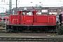 """MaK 600195 - Railion """"363 437-5"""" 27.12.2006 - Münster, HauptbahnhofErnst Lauer"""