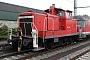 """MaK 600196 - Railion """"363 438-3"""" 25.09.2005 - Emden, HauptbahnhofErnst Lauer"""