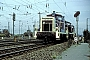 "MaK 600197 - DB ""261 439-4"" 08.09.1983 - Oberhausen-WestWerner Brutzer"