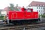 """MaK 600198 - Railion """"363 440-9"""" 04.10.2003 - DessauRalf Lauer"""