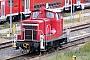 """MaK 600199 - DB Schenker """"363 441-7"""" 17.08.2010 - KielTomke Scheel"""