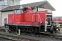 """MaK 600202 - Railion """"363 444-1"""" 21.01.2007 - Hanau, HauptbahnhofErnst Lauer"""