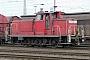 """MaK 600202 - DB Schenker """"363 444-1"""" 05.03.2014 - HammJörg van Essen"""