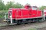"""MaK 600203 - Railion """"363 445-8"""" 08.09.2003 - Mannheim, HauptbahnhofErnst Lauer"""