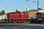 """MaK 600205 - Privat """"V 60 447"""" 16.09.2017 - Ettlingen, Bahnhof Ettlingen WestWerner Schwan"""