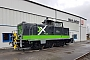"MaK 600206 - AIXrail ""362 448-3"" 10.10.2016 - AachenMax Salzmann"