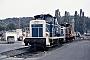 "MaK 600209 - DB ""260 451-0"" 24.07.1987 - Kassel, AusbesserungswerkNorbert Lippek"