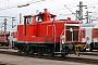 """MaK 600211 - DB Schenker """"363 622-2"""" 25.09.2009 - Hamburg-LangenfeldeHeinz Treber"""