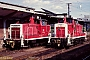 "MaK 600211 - DB Cargo ""365 622-0"" 16.09.1999 - Dortmund HbfAxel Schaer"