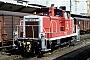 """MaK 600211 - DB AG """"365 622-0"""" 29.08.1997 - Dortmund, HauptbahnhofDietrich Bothe"""