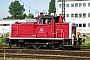 "MaK 600214 - DB Cargo ""365 625-3"" 17.05.2003 - Dresden-AltstadtDietrich Bothe"
