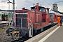 "MaK 600214 - DB Cargo ""363 625-5"" 17.08.2018 - Stuttgart, HauptbahnhofWolfgang Rudolph"