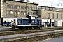 "MaK 600215 - DB ""365 626-1"" 02.09.1992 - Nürnberg, HauptbahnhofWerner Brutzer"