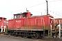 """MaK 600215 - DB Cargo """"363 626-3"""" 03.04.2016 - Seevetal, Rangierbahnhof MaschenAndreas Kriegisch"""