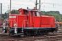 """MaK 600217 - DB Schenker """"363 628-9"""" 14.08.2009 - Weil am RheinTheo Stolz"""