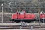 """MaK 600217 - DB Cargo """"363 628-9"""" 21.11.2016 - Mannheim, RangierbahnhofErnst Lauer"""