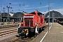"""MaK 600217 - DB Cargo """"363 628-9"""" 29.04.2018 - Karlsruhe, HauptbahnhofWolfgang Rudolph"""