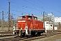 """MaK 600220 - DB Schenker """"363 631-3 """" 24.03.2003 - HalleWerner Brutzer"""