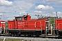 """MaK 600222 - DB Schenker """"363 633-9"""" 01.05.2015 - VenloWerner Schwan"""