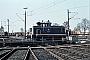 """MaK 600224 - DB """"261 635-7"""" 25.04.1984 - Nürnberg, Bahnbetriebswerk Nürnberg RbfNorbert Lippek"""