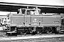"MaK 600227 - DB ""261 638-1"" 16.04.1974 - Bremen, HauptbahnhofKlaus Görs"