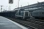 "MaK 600229 - DB ""261 640-7"" 09.07.1980 - Bremen, HauptbahnhofNorbert Lippek"