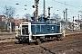 "MaK 600230 - DB ""261 641-5"" 13.04.1984 - Bremen, HauptbahnhofNorbert Lippek"
