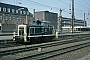 "MaK 600231 - DB ""261 642-3"" 28.05.1978 - Bremen, HauptbahnhofNorbert Lippek"