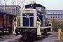 """MaK 600231 - DB """"361 642-2"""" 08.11.1987 - Bremen, Bahnbetriebswerk HbfGerd Hahn"""